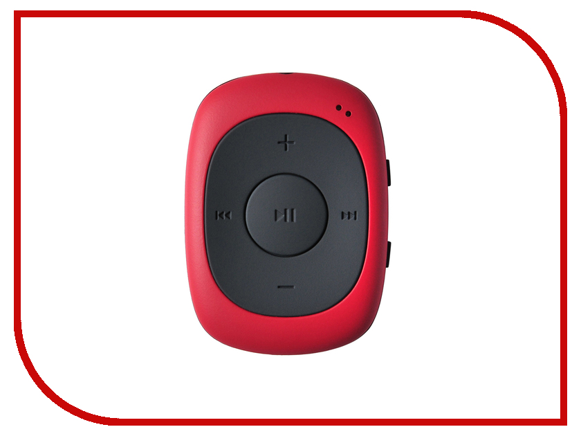 Плеер Digma C2L - 4Gb Red