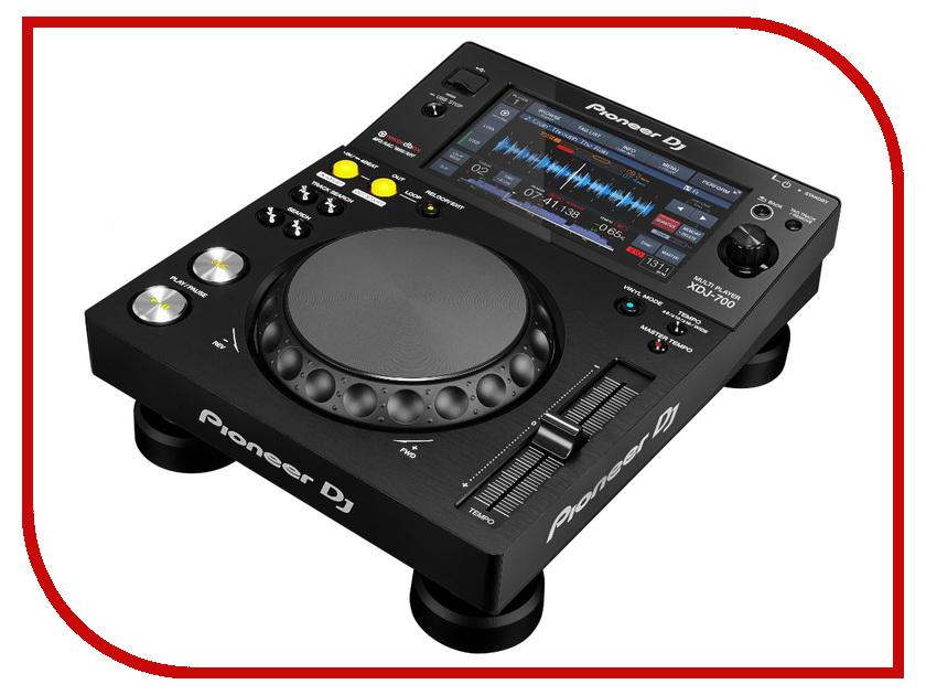 CD-проигрыватель Pioneer XDJ-700