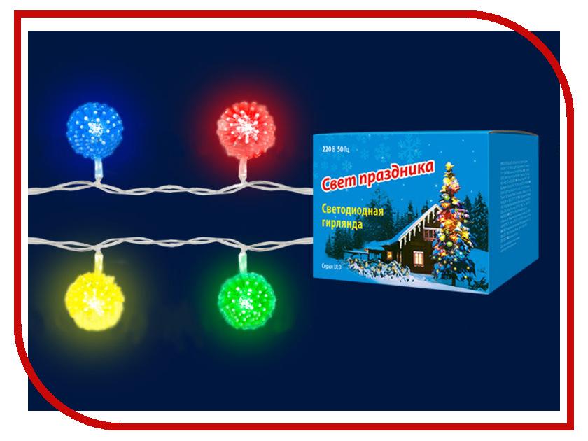 Гирлянда Uniel ULD-S0280-020/DTA IP20 Balls RGB