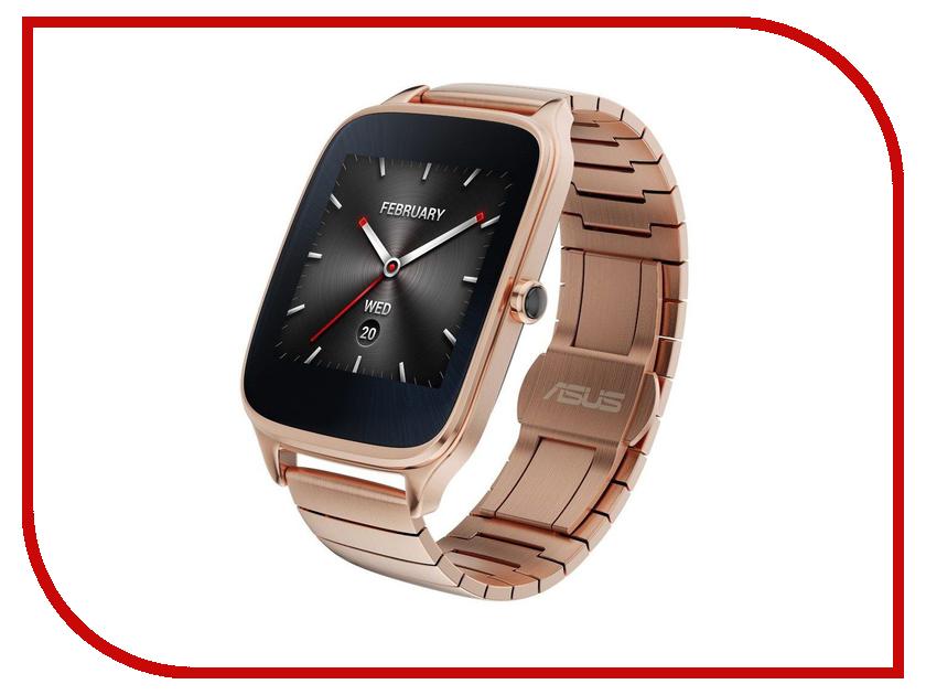 Умные часы ASUS ZenWatch 2 WI501Q Gold WI501Q(BQC)-4MGLD0006
