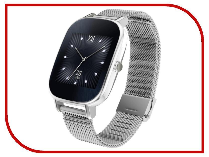Умные часы ASUS ZenWatch 2 WI501Qa Silver WI502Q(BQC)-1MSIL0011<br>