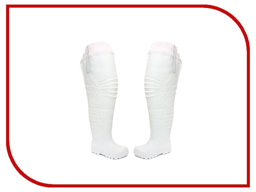Сапоги Колесник Снегоболотники Снежный Барс ЭВА White р.42-43 smart pointer