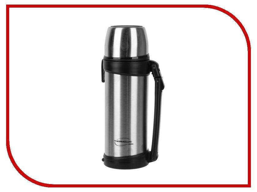 Термос Thermos ThermoCafe GT-100 1L SBK 271037 термокружка thermocafe by thermos цвет стальной 0 5 л tm 470