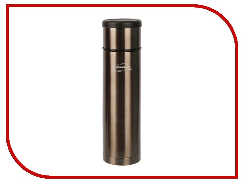 Термос Thermos ThermoCafe Everynight-100 1L Grey 272157 термокружка thermocafe by thermos цвет стальной 0 5 л tm 470