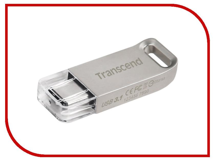 USB Flash Drive 32Gb - Transcend JetFlash 850S Silver TS32GJF850S<br>