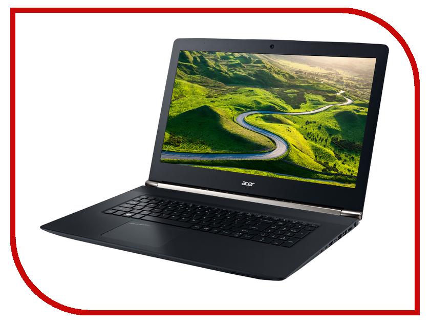 Ноутбук Acer Aspire V Nitro VN7-792G NH.G6TER.002 (Intel Core i5-6300HQ 2.3 GHz/8192Mb/1000Gb/DVD-RW/nVidia GeForce GTX 960M 4096Mb/Wi-Fi/Bluetooth/Cam/17.3/1920x1080/Windows 10 64-bit) ноутбук asus gl552vw cn866t 90nb09i1 m10940 intel core i5 6300hq 2 3 ghz 8192mb 1000gb dvd rw nvidia geforce gtx 960m 2048mb wi fi bluetooth cam 15 6 1920x1080 windows 10 64 bit