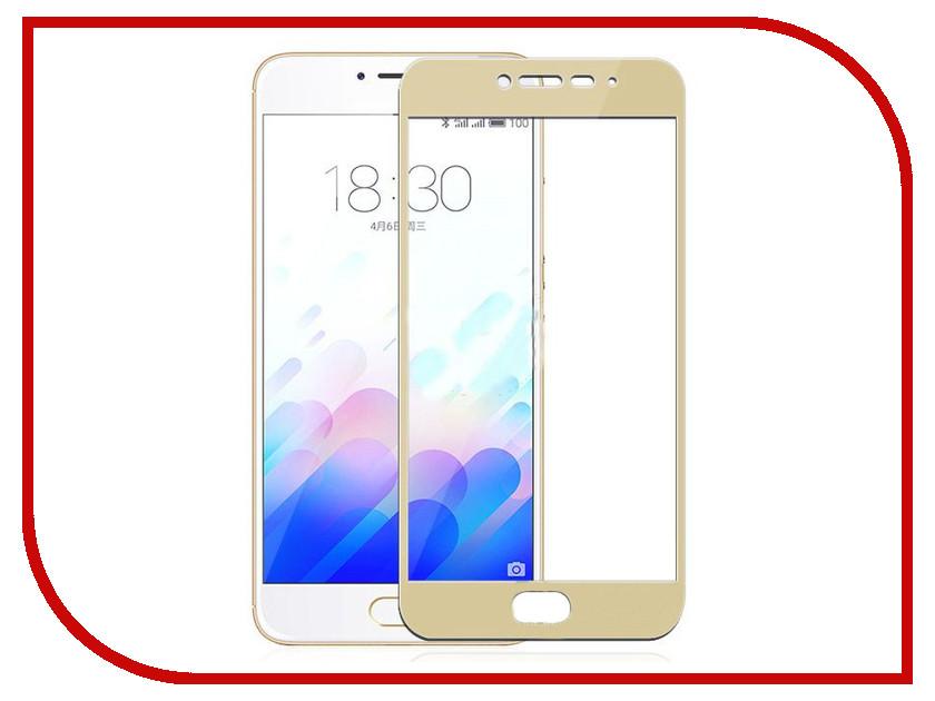 Аксессуар Защитное стекло Meizu U20 CaseGuru Full Screen 0.33mm Gold 87626 аксессуар защитное стекло meizu u20 solomon full cover white