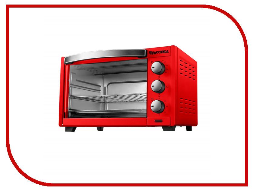 Мини печь Чудесница ЭД-021G Red термопот чудесница эчт 040