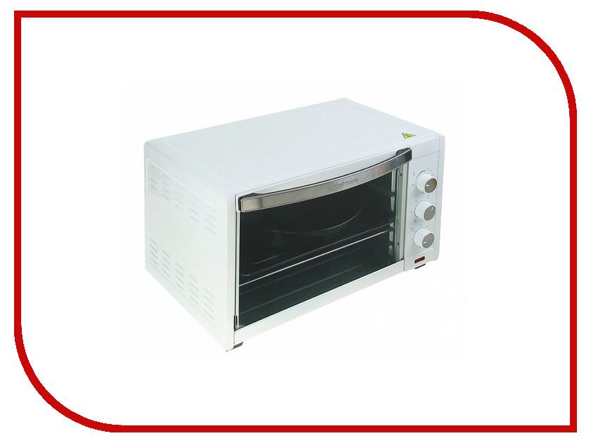 Мини печь Чудесница ЭД-045G White + гриль-вертел