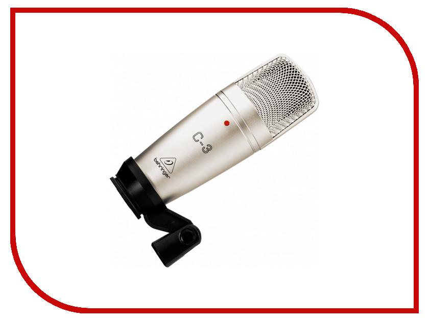 Микрофон Behringer C-3 behringer k6