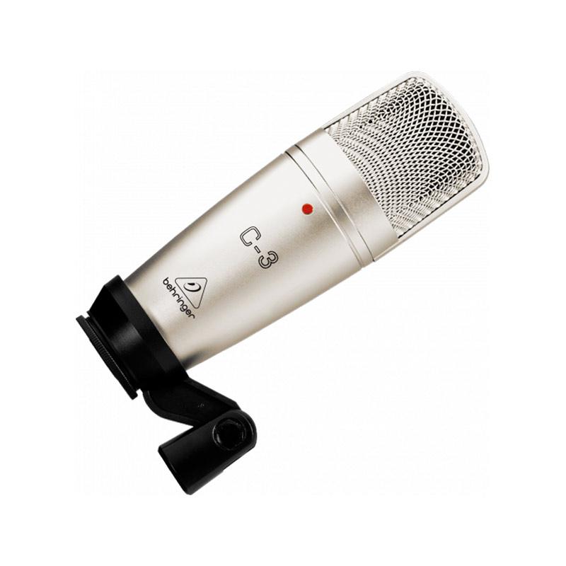Микрофон Behringer C-3 студийный микрофон behringer c 2 studio condenser microphones
