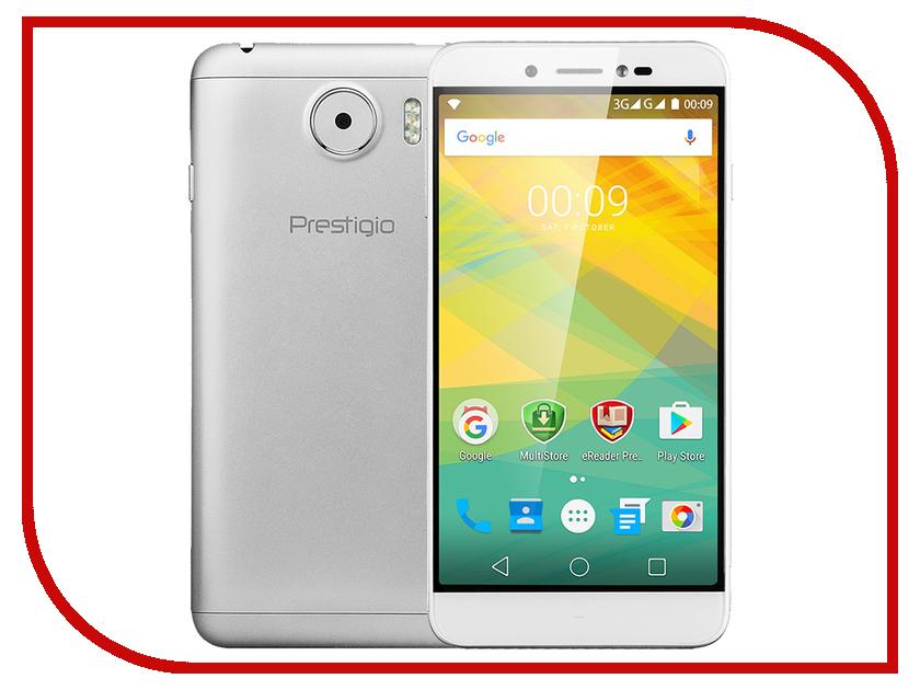 Сотовый телефон Prestigio Grace Z5 Silver PSP5530DUOSILVER wibe плавный поворот для лотка 400 w10s 400 код 716837