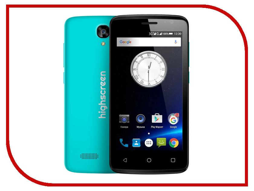 Сотовый телефон Highscreen Easy F Blue