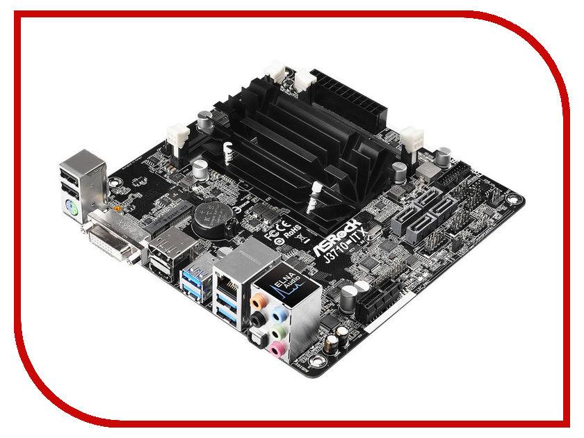 Материнская плата ASRock J3710-ITX