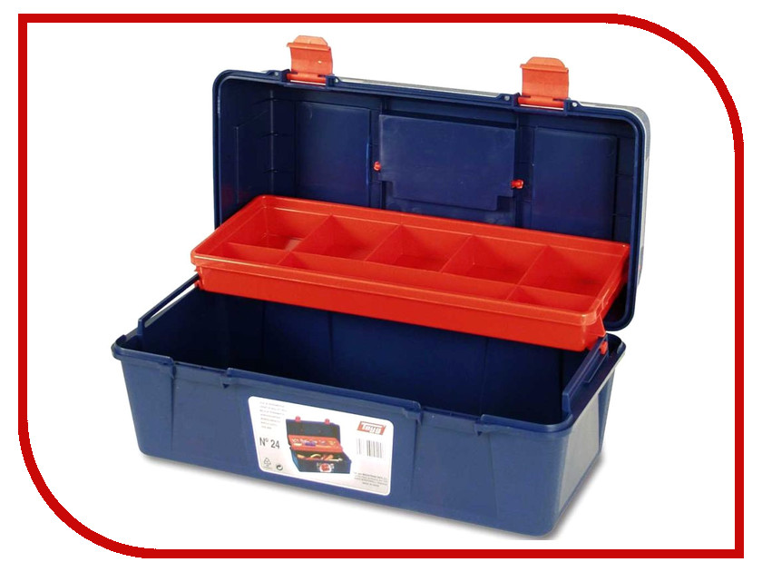 Ящик для инструментов Tayg №24 40x20.6x18.8cm 124006<br>