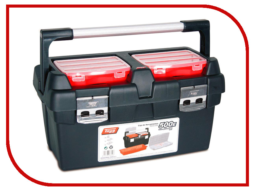 Ящик для инструментов Tayg №500E 50x29.5x27cm 166006<br>