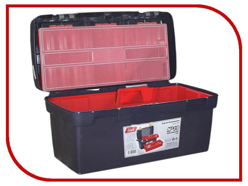 Ящик для инструментов Tayg №19 58x29x29cm 119002