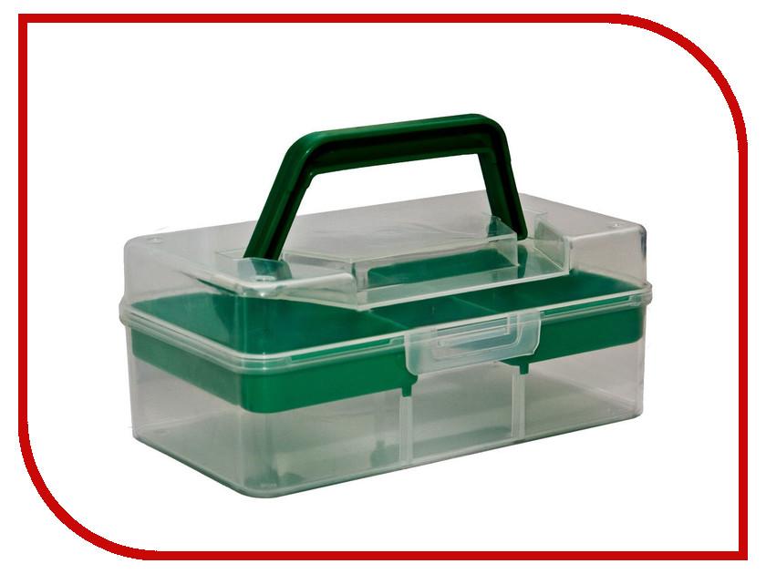 Ящик для инструментов Элит пласт T-18 180x100x75mm 610461 индикатор jtc 5150