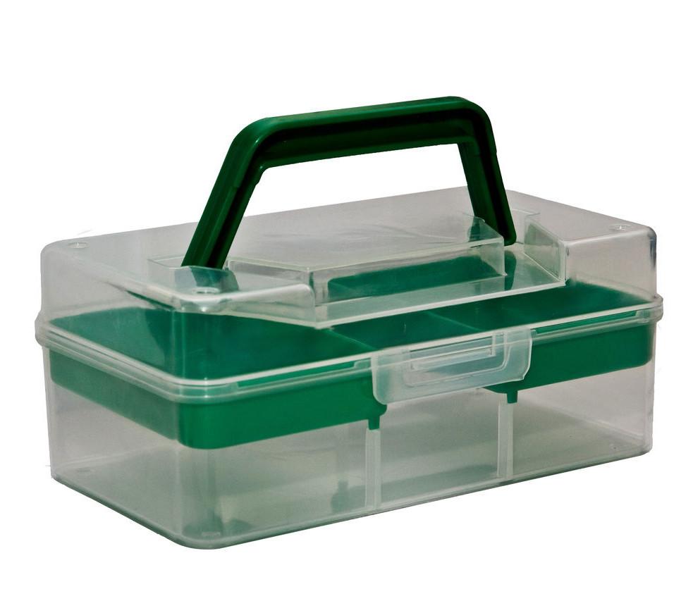 Ящик для инструментов Элит пласт T-18 180x100x75mm 610461