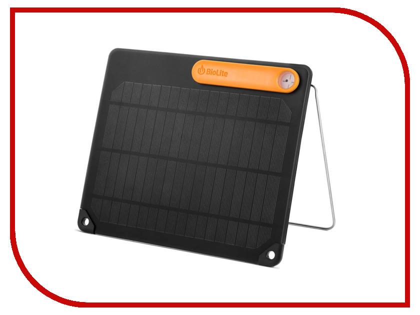 BioLite SolarPanel 5 SPB1001 чайник подзарядка biolite kettlecharge pga