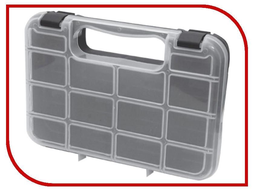 Ящик для инструментов FIT 24.5x18x4.5cm 65643 ящик для инструментов truper т 15320