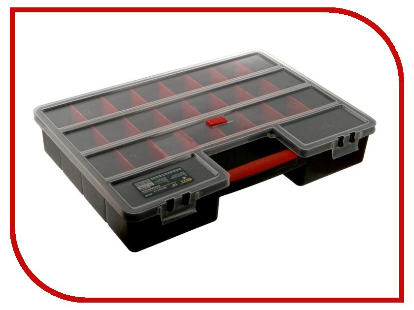 Ящик для инструментов FIT 46x32x8cm 65650 ящик для инструментов truper т 15320
