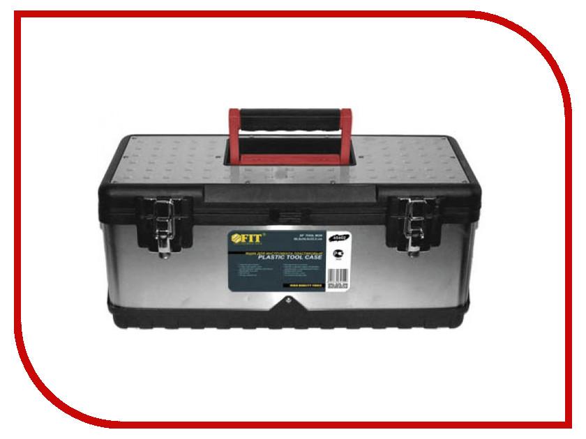 Ящик для инструментов FIT 59x28x22.5cm 65603 ящик для инструментов truper т 15320