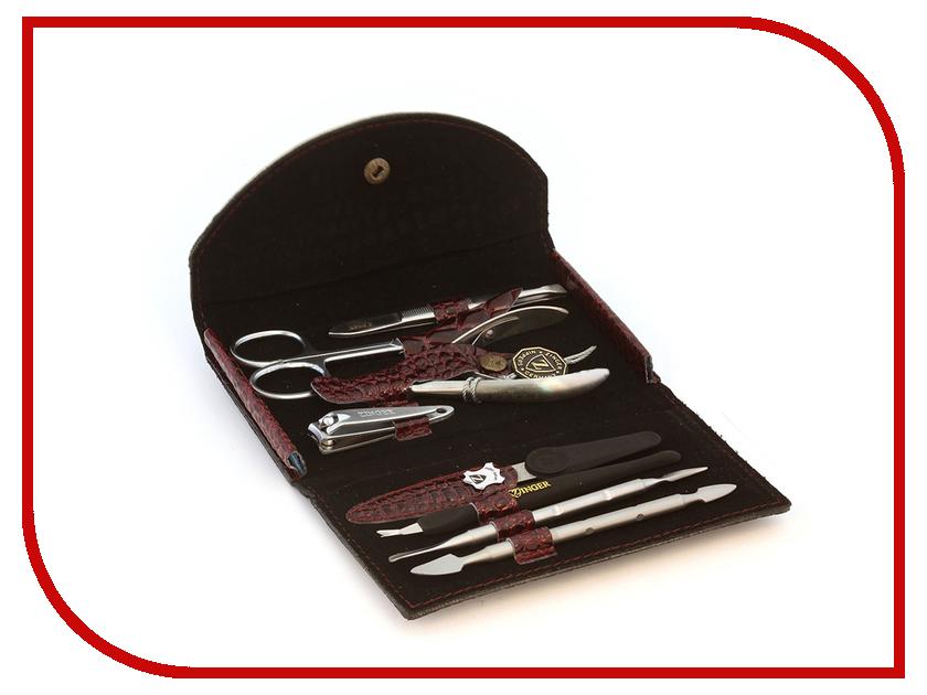 Аксессуар Маникюрный набор Zinger MS-1402-21205-S маникюрный набор 8 предметов zinger ms 7106 s коричневый