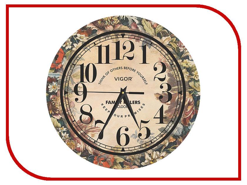 Часы настенные Vigor Д-29 Элегия<br>