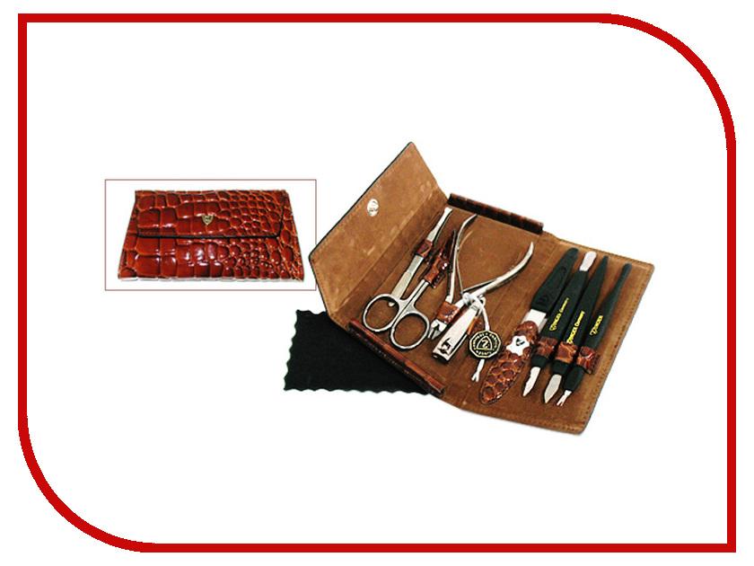 Маникюрный набор Zinger MS-1403-21206-BP