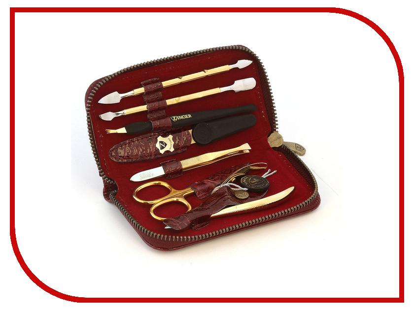 Маникюрный набор Zinger MS-1301-21208-G