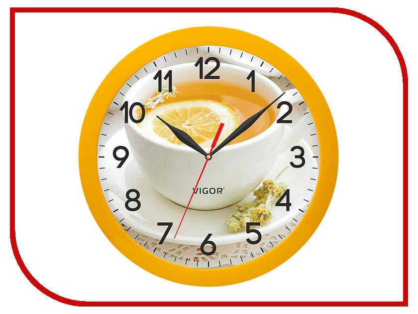 Часы Vigor Д-29 Лимонный чай часы vigor д 29 элегия