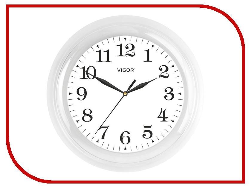 Часы Vigor Д-24 Классика белая