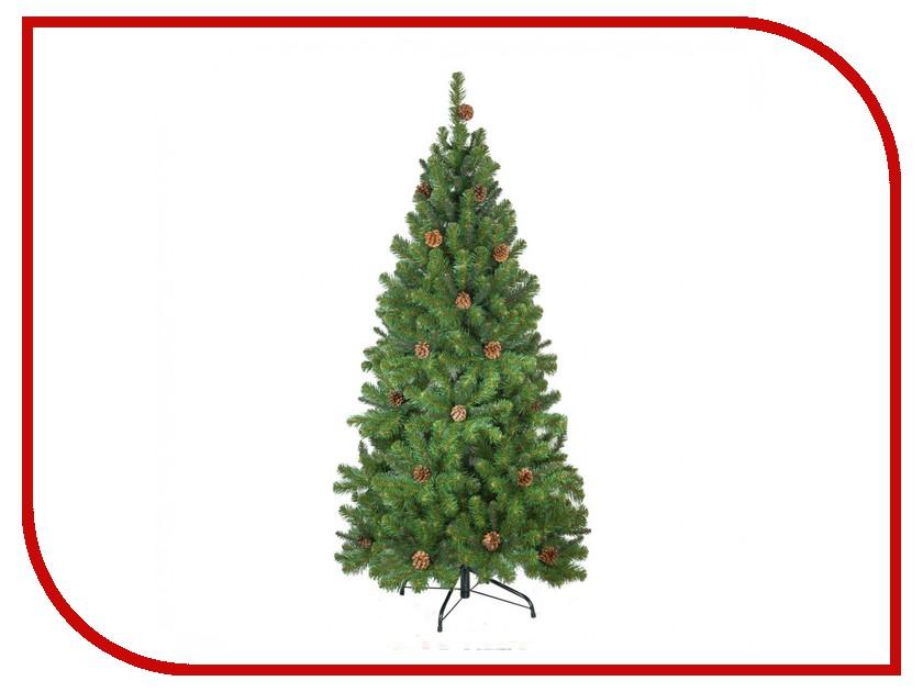 Искусственная Ель Crystal Trees Триумфальная с шишками 120cm KP8512<br>