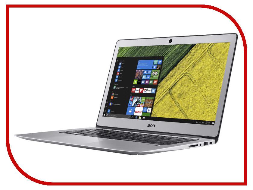 Ноутбук Acer Swift SF314-51 NX.GKBER.009 Intel Core i7-6500U 2.5 GHz/8192Mb/256Gb SSD/No ODD/Intel HD Graphics/Wi-Fi/Bluetooth/Cam/14.0/1920x1080/Windows 10 64-bit<br>