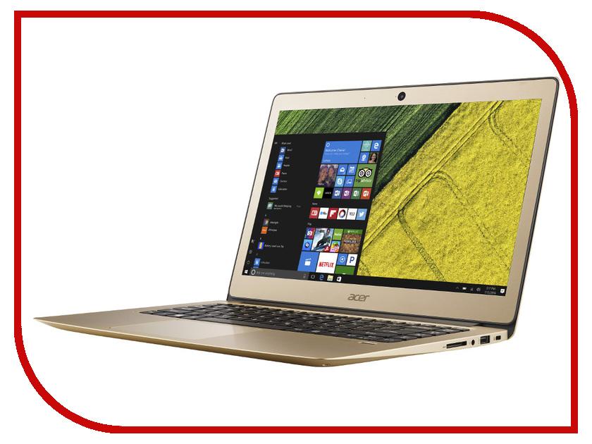 Ноутбук Acer Swift SF314-51 NX.GKKER.011 Intel Core i3-6100U 2.3 GHz/8192Mb/128Gb SSD/No ODD/Intel HD Graphics/Wi-Fi/Bluetooth/Cam/14.0/1920x1080/Windows 10 64-bit
