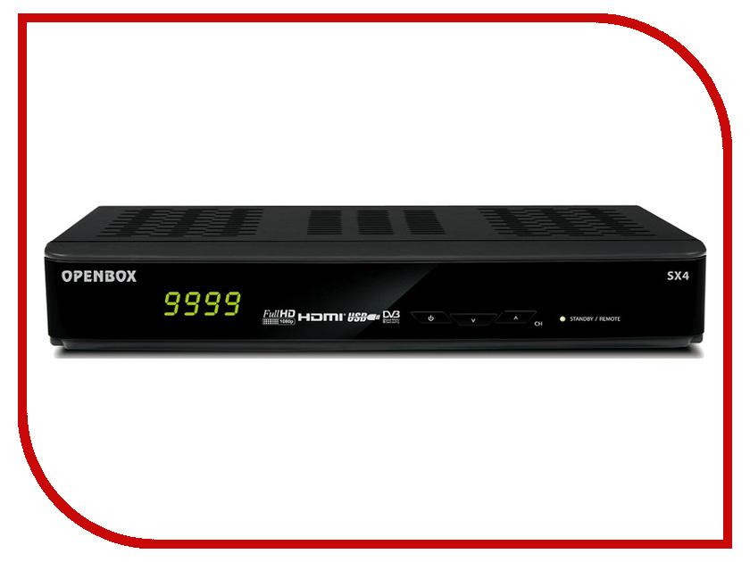 Комплект спутникового телевидения Openbox SX4
