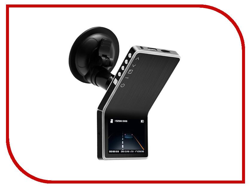 Видеорегистратор Deluxe DLVR-400B Black