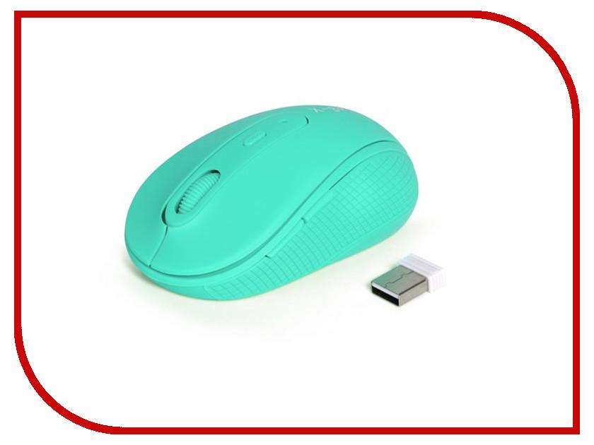 Мышь беспроводная X-Game XM-810OGB Neon-Blue