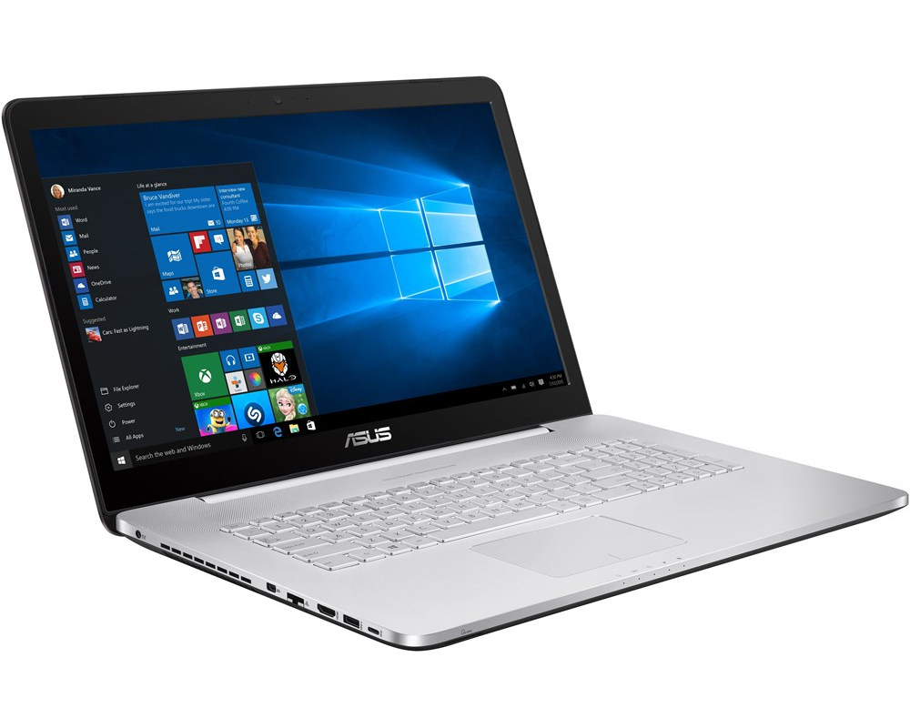Ноутбук ASUS N752VX-GC218T XMAS Special 90NB0AY1-M02530 (Intel Core i5-6300HQ 2.3 GHz/4096Mb/1000Gb/DVD-RW/nVidia GeForce GT 950M 4096Mb/Wi-Fi/Bluetooth/Cam/17.3/1920x1080/Windows 10 64-bit) ноутбук msi px60 6qd 15 6 1920x1080 i5 6300hq 2 3ghz 1000gb 8gb ddr4 geforce gtx 950m 2048mb dvd нет bluetooth wi fi windows 10 home