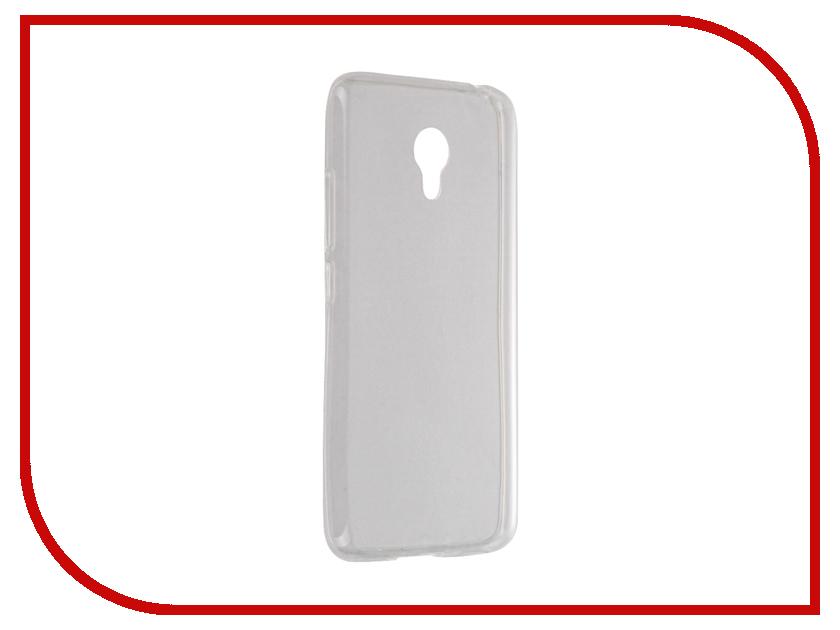 Аксессуар Чехол Meizu M3s Mini Gecko White S-G-MEIM3SMINI-WH