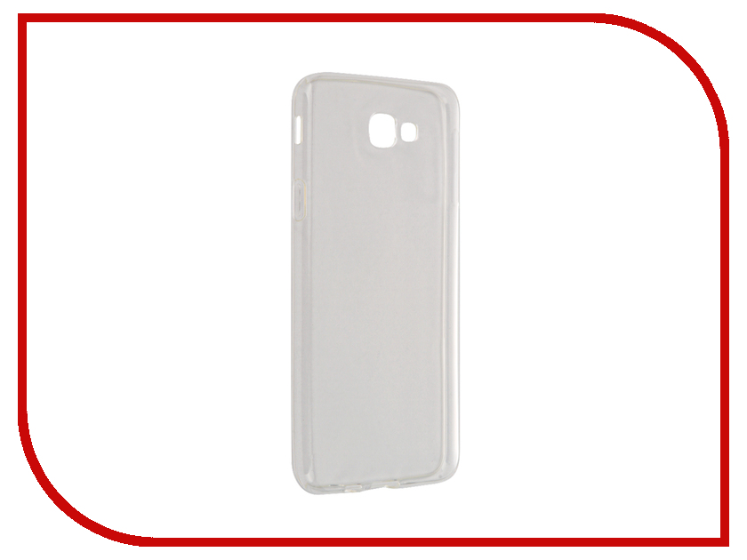 Аксессуар Чехол Samsung Galaxy J5 Prime G570 Gecko White S-G-SGJ5PR-WH аксессуар чехол samsung galaxy j5 prime g570 celly air case black air640bk