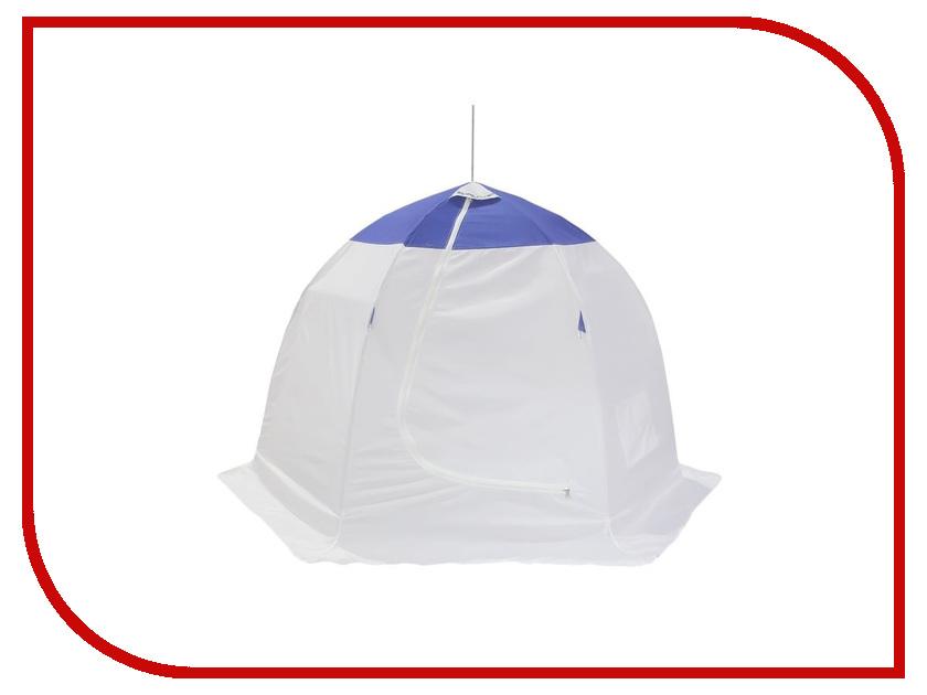 Палатка Onlitop 1225550 White-Blue самокат onlitop fox от 3636 blue 1693798