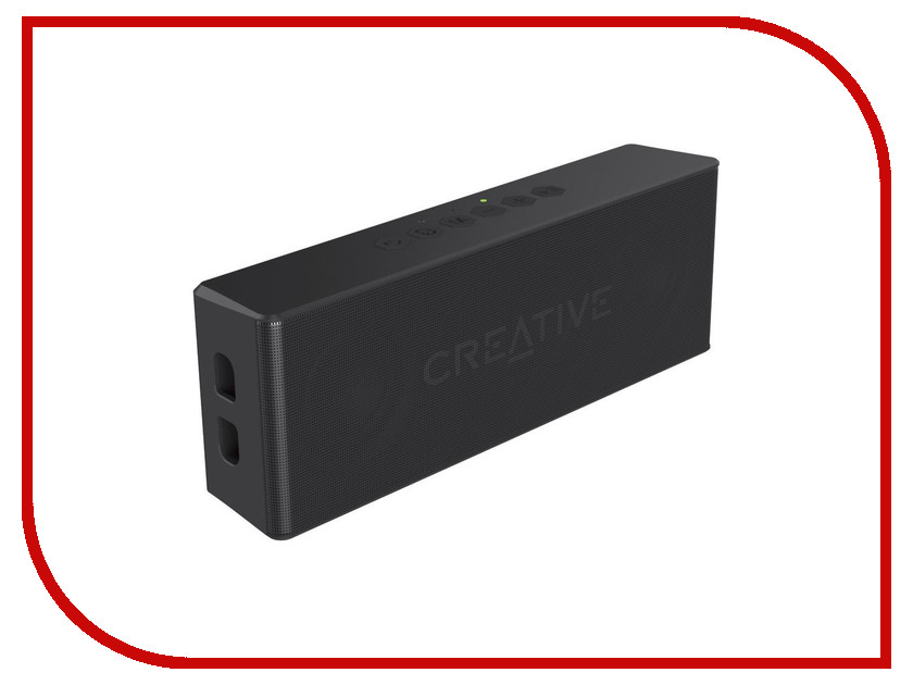 Колонка Creative Muvo 2 Black колонка creative t30 wireless