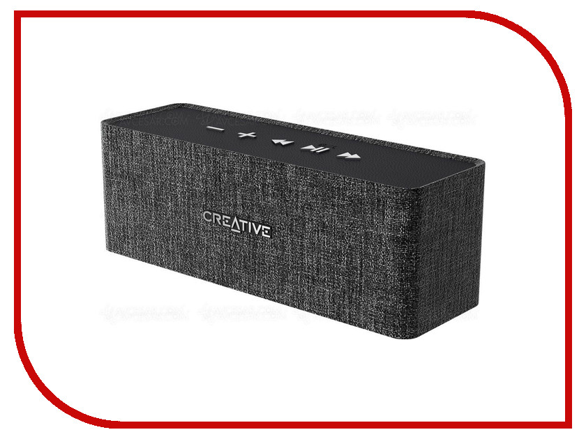 Колонка Creative Nuno Black колонка creative t30 wireless