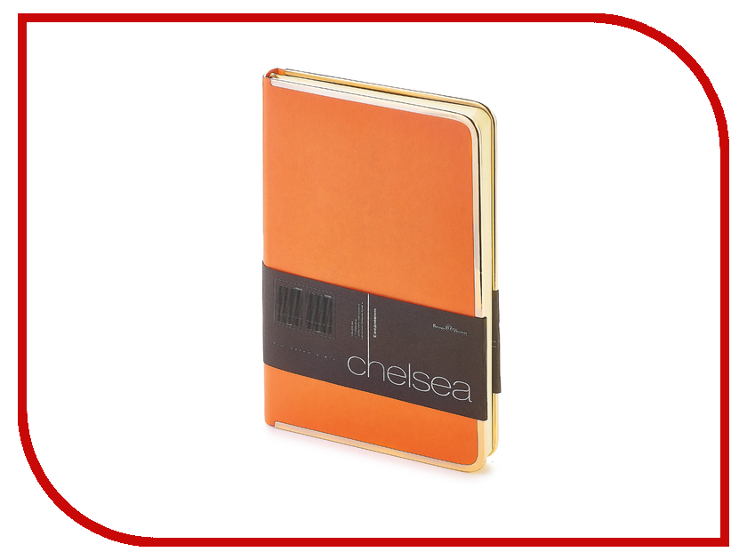 Ежедневник Bruno Visconti Chelsea A5 Orange 3-517/07<br>