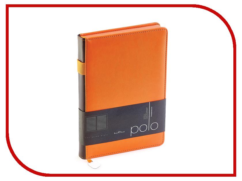 Ежедневник Bruno Visconti Polo A5 Orange 3-515/04<br>