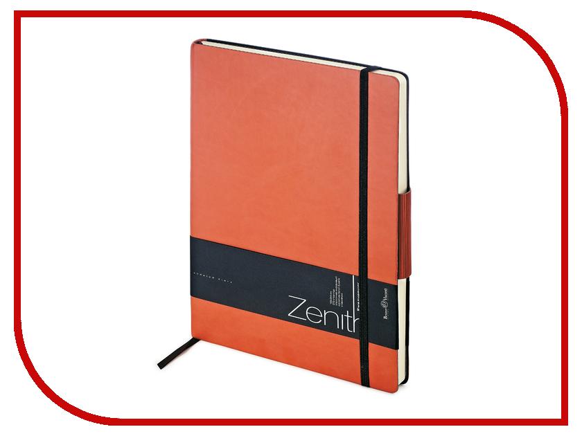 Ежедневник Bruno Visconti Zenith B5 Orange 3-034/05<br>