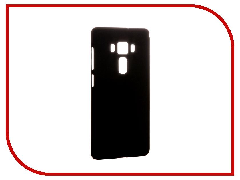 Аксессуар Чехол ASUS ZenFone 3 Laser ZC551KL BROSCO Black AS-ZF3LSR-SOFTTOUCH-BLACK аксессуар чехол asus zenfone 3 max zc520tl brosco black as zf3m softtouch black