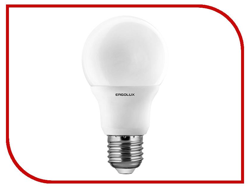 Лампочка Ergolux ПРОМО LED-A60-9W-E27-3K 12411 лампочка экономка a60 14w e27 230v 4500k ecol14wa60230ve2745